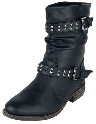 Dámské motorkářské boty