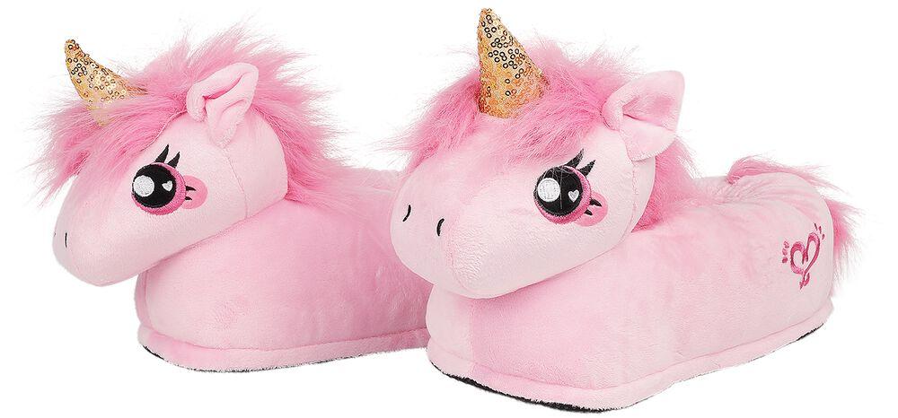 Dámské a dívčí papuče jednorožec / unicorn bačkory