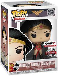 Vinylová figurka č. 259 Wonder Woman (Amazonia)