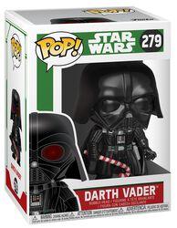 Vinylová figurka č. 279 Holiday Darth Vader (s možností chase)