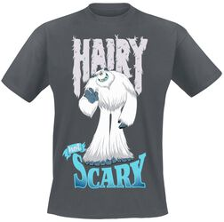 Hairy Not Scary