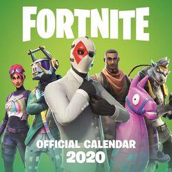 Nástěnný kalendář 2020