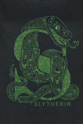 Slytherin - Glitter