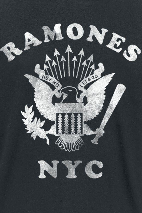 6bee85b6569a Ramones. Retro Eagle NYC. Tričko