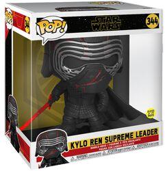 Vinylová figurka č. 344 Episode 9 - The Rise Of Skywalker - Kylo Ren (GITD) (v životní velikosti)