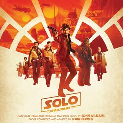 Oficiální soundtrack Solo: A Star Wars Story