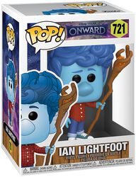 Vinylová figurka č. 721 Ian Lightfoot