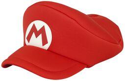 Čepice Super Mario