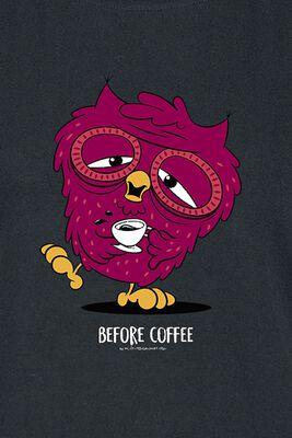 Tričko + hrnek Before & After Coffee