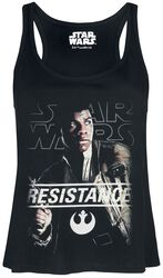 Episode 8 - The Last Jedi - Finn The Resistance