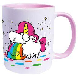 Puking Unicorn - Duha