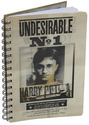 3D notes Sirius & Harry
