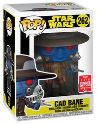 Vinylová figurka č. 262 Clone Wars SDCC 2018 - Cad Bane