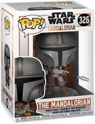 Vinylová figurka č. 326 The Mandalorian