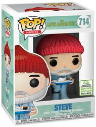 The Life Aquatic Vinylová figurka č. 714 ECCC 2019 - Steve (Funko Shop Europe)
