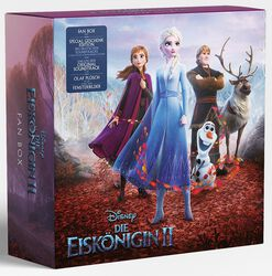 Frozen 2 (originální filmový soundtrack) - anglická a německá verze