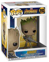 Vinylová figurka č. 293 Infinity War - Groot