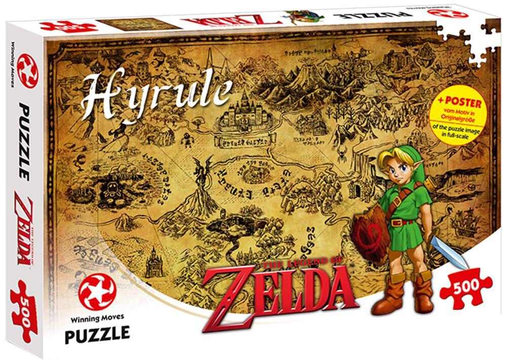 Hyrule Field (500 ks)