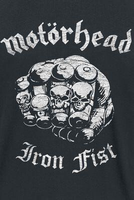 Iron Fist US Tour '82
