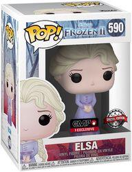 Vinylová figurka č. 590 Elsa