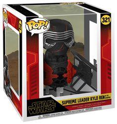 Vinylová figurka č. 321 Episode 9 - The Rise of Skywalker - Supreme Leader Kylo Ren in the Whisper (POP Deluxe)