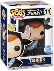 Vinylová figurka č.11 Zodiac - Taurus (Funko Shop Europe)