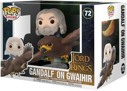 Vinylová figurka č. 72 Gandalf On Gwaihir (Pop Rides)