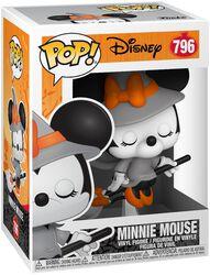 Vinylová figurka č. 796 Minnie (Halloween)
