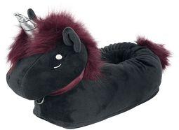 Dětské pantofle Corimori - Ruby Punk Unicorn