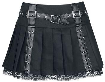 Mini sukně Aura