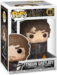 Vinylová figurka č. 81 Theon Grey Joy