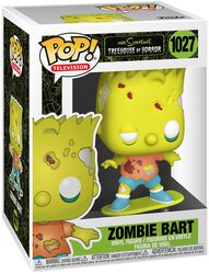 Zombie Bart Vinyl Figur 1027