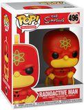 Vinylová figurka č. 496 Radioactive Man