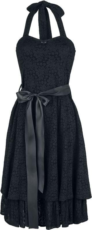Krajkové šaty Gothicana