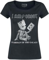 I Am Groot - Thunder