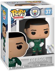Football Vinylová figurka č. 37 Manchester City - Ederson
