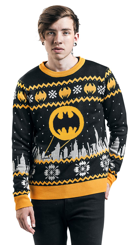 Gotham. Christmas jumper. Batman 24f1abbf95c