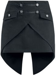 Černá sukně Dovetail