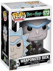 Vinylová figurka č. 172 Weaponized Rick (s možností chase)