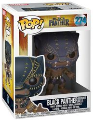 Vinylová figurka č. 274 Black Panther Warrior Fall