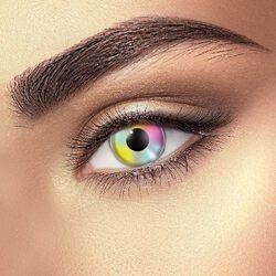 Kontaktní čočky Multi Eye
