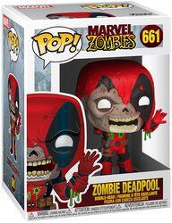 Vinylová figurka č. 661 Zombies - Zombie Deadpool