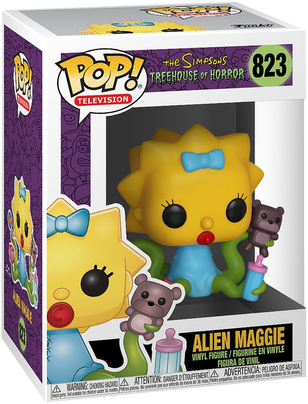 Vinylová figurka č. 823 Alien Maggie