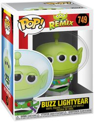 Vinylová figurka č. 749 Buzz Lightyear