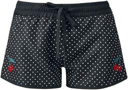 Dívčí šortky Minimal Dots