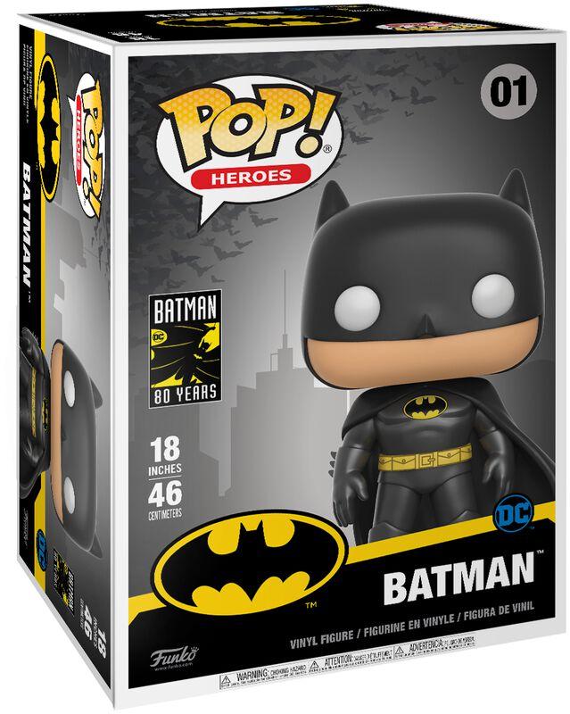 Vinylová figurka č. 01 Batman (v životní velikosti)