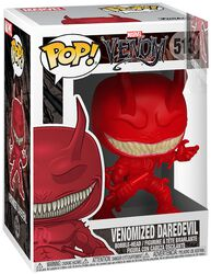 Vinylová figurka č. 513 Venomized Daredevil