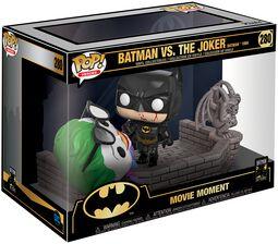 Vinylová figurka č. 280 80th - Batman (1989) Batman vs. The Joker (Movie Moments)