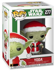 Vinylová figurka č. 277 Holiday Santa Yoda