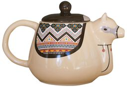 Kanvice na čaj Llama